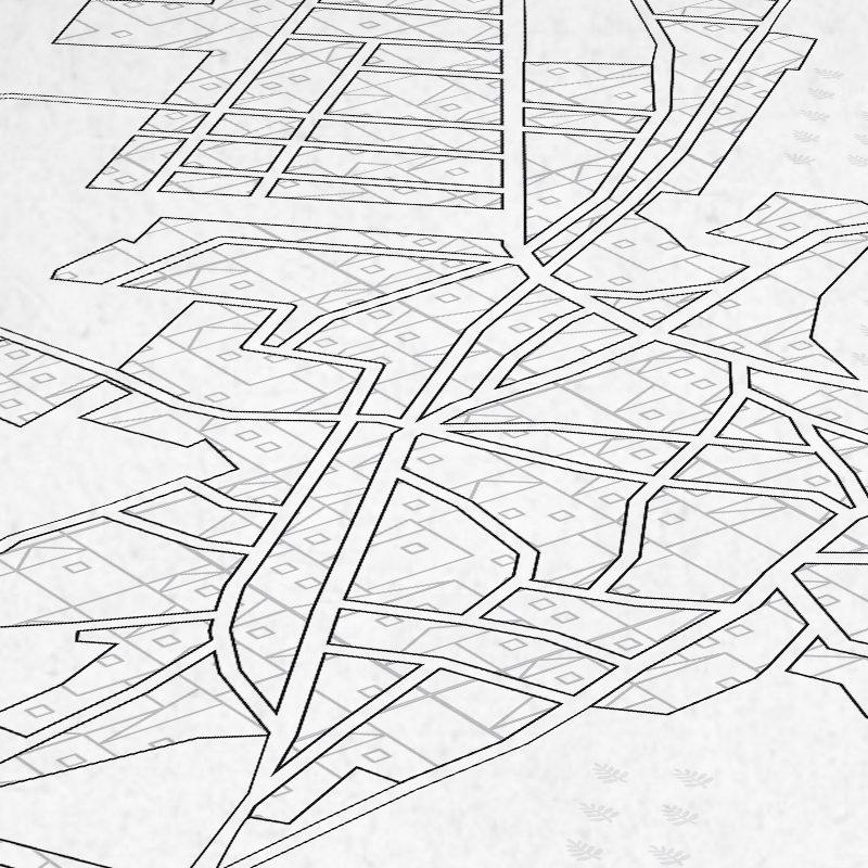 Village: Mapa para pueblos. Detalle
